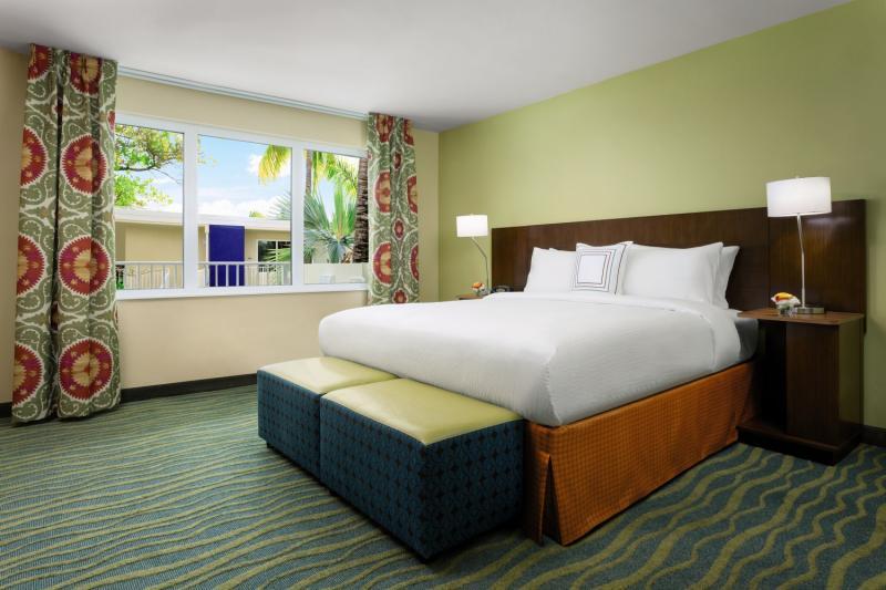 Fairfield Inn & Suites Key West at The Keys Collection Wohnbeispiel