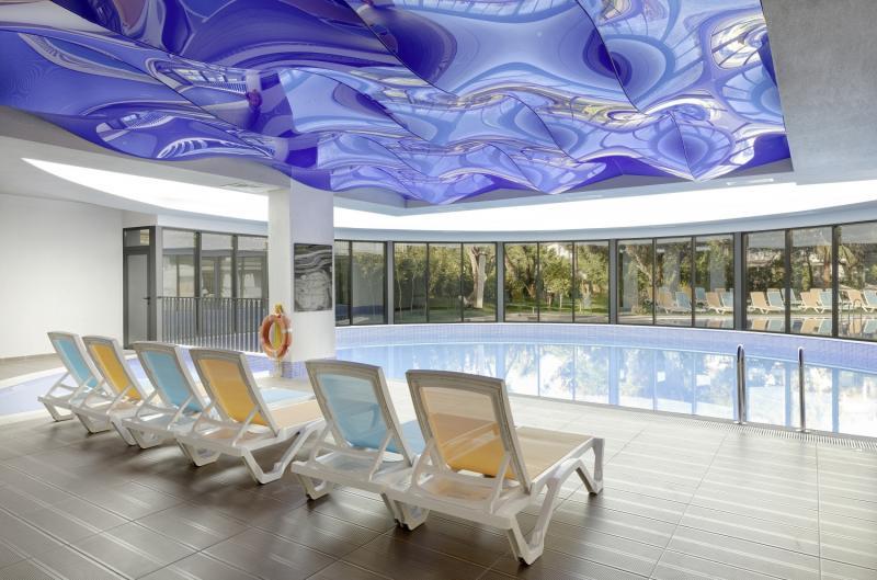 The Raga Side - Erwachsenenhotel Hallenbad