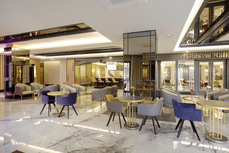 The Raga Side - Erwachsenenhotel Lounge/Empfang