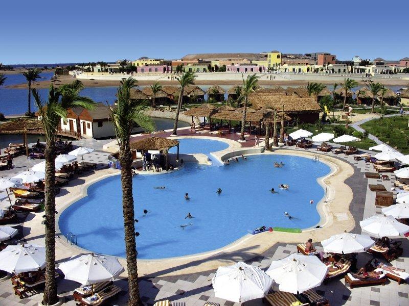 Panorama Bungalows El Gouna Pool