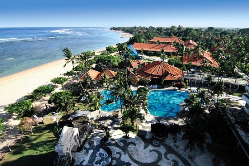 Grand Inna Bali Beach, Resort & Garden Außenaufnahme