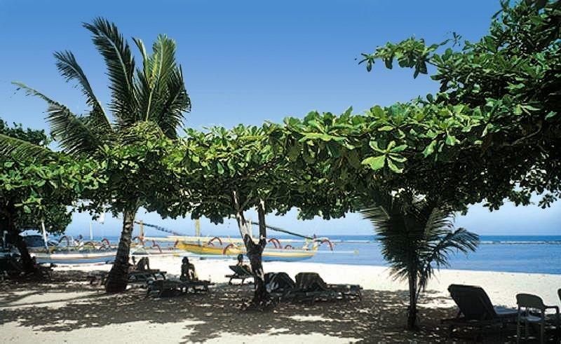 Grand Inna Bali Beach, Resort & Garden Strand