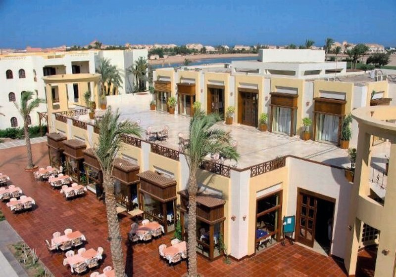 Panorama Bungalows El Gouna Restaurant