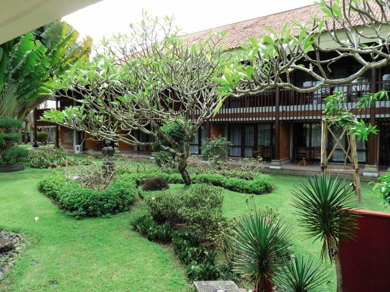 Grand Inna Bali Beach, Resort & Garden Garten