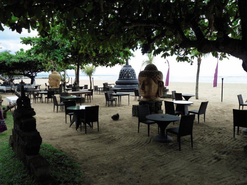 Grand Inna Bali Beach, Resort & Garden Restaurant