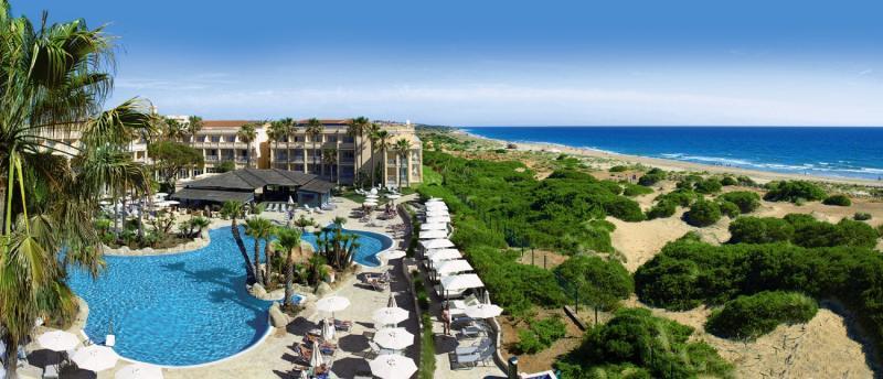 TUI SENSIMAR Playa la Barrosa Außenaufnahme