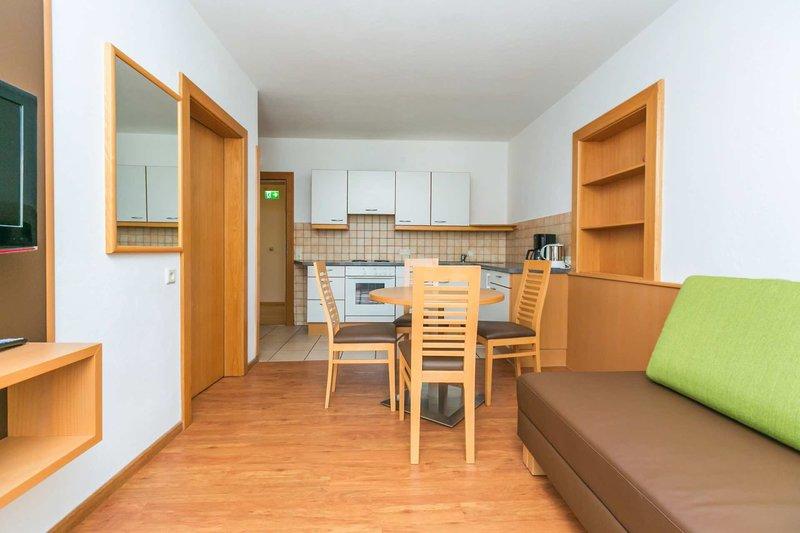 Appartements Schistube Schneider Wohnbeispiel
