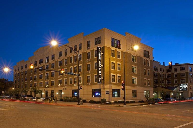 Urlaub im Chicago South Loop Hotel - hier günstig online buchen