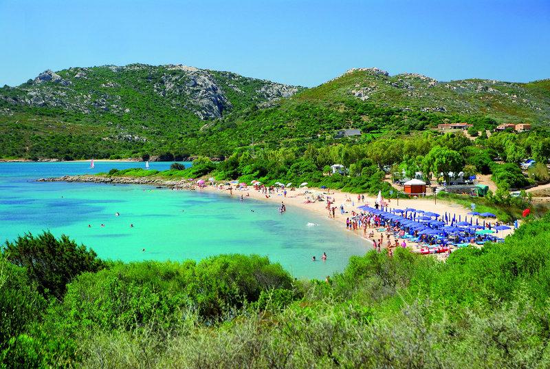 Urlaub im Camping Capo d´Orso - hier günstig online buchen
