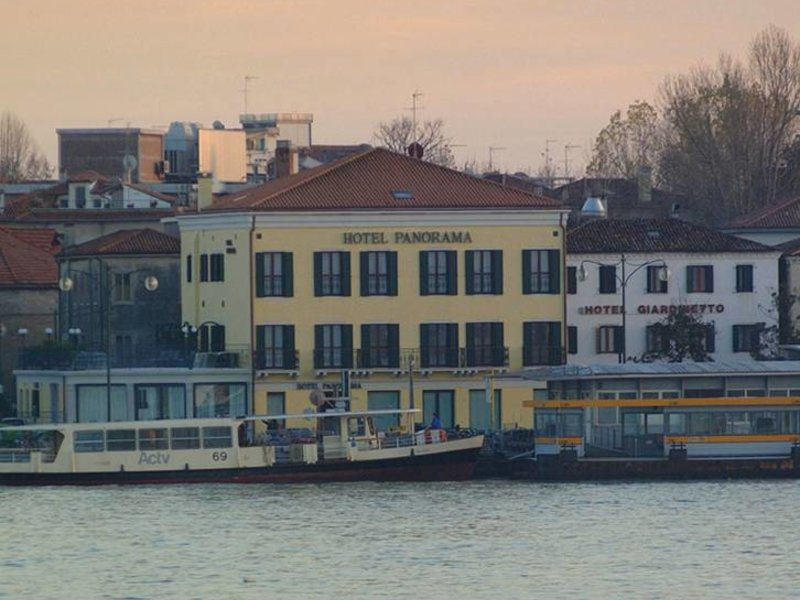 Urlaub im Panorama Venedig - hier günstig online buchen