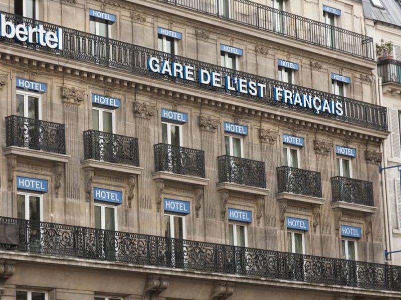 Urlaub im Libertel Gare de l´Est Francais - hier günstig online buchen