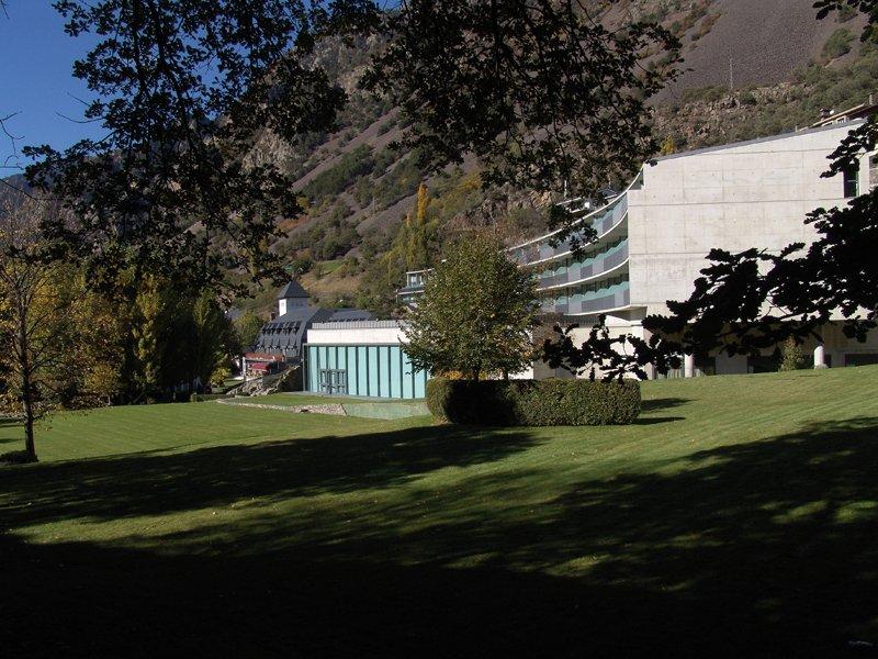 Andorra Park Außenaufnahme