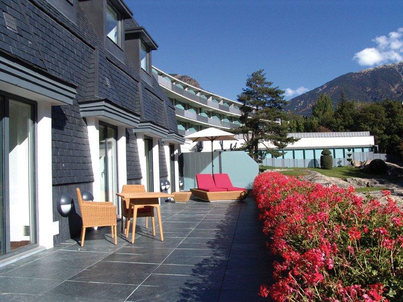 Andorra Park Terrasse