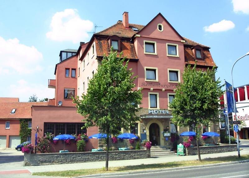 Rothenburger Hof Außenaufnahme