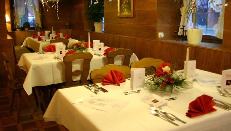 Rothenburger Hof Restaurant