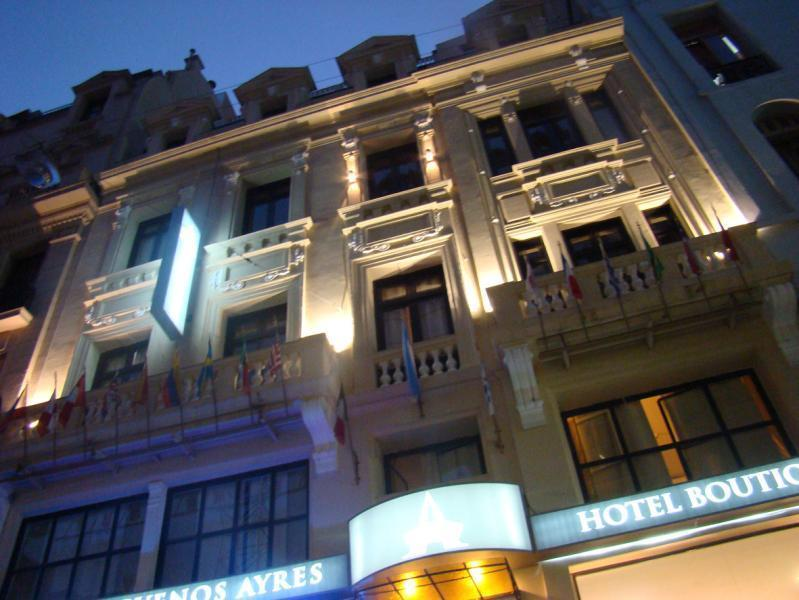 Alma de Buenos Aires Außenaufnahme
