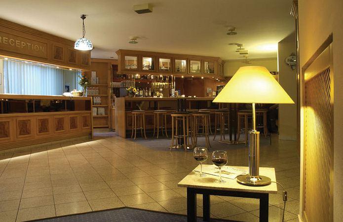 ACHAT Comfort Rüsselsheim Lounge/Empfang