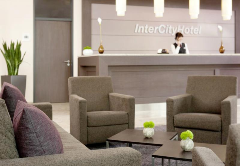 Intercity Hannover Lounge/Empfang