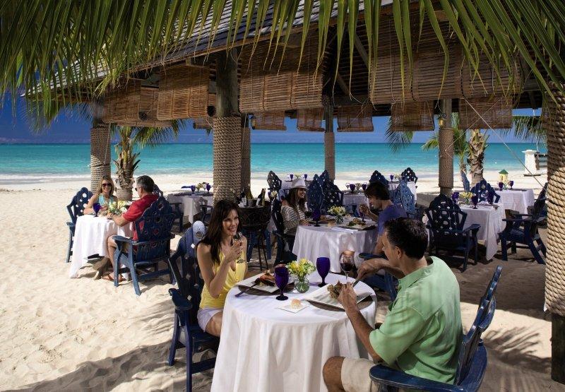 Sandals Grande Antigua Resort & Spa Restaurant
