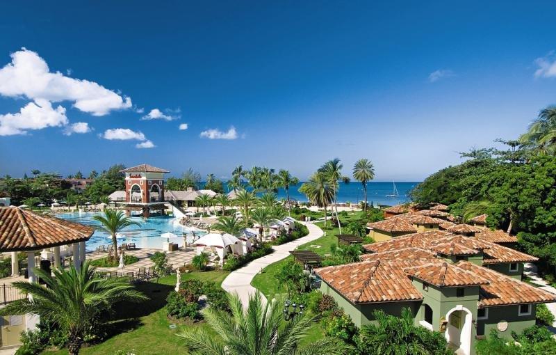 Sandals Grande Antigua Resort & Spa Landschaft