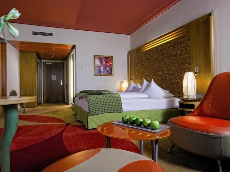 Radisson Blu Rostock Lounge/Empfang