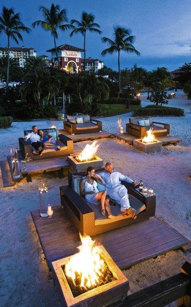 Sandals Grande Antigua Resort & Spa Terrasse