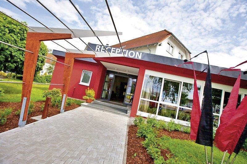 Hotel Speyer Am Technik Museum Außenaufnahme