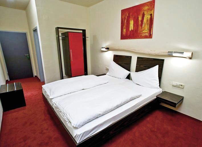 Hotel Speyer Am Technik Museum Wohnbeispiel