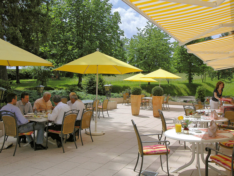 Oberwiesenhof Terrasse