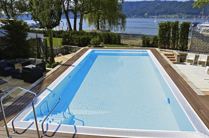 Seehotel Adler Pool