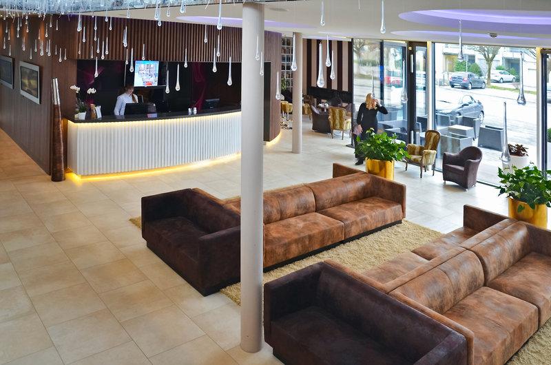 Seehotel Adler Lounge/Empfang