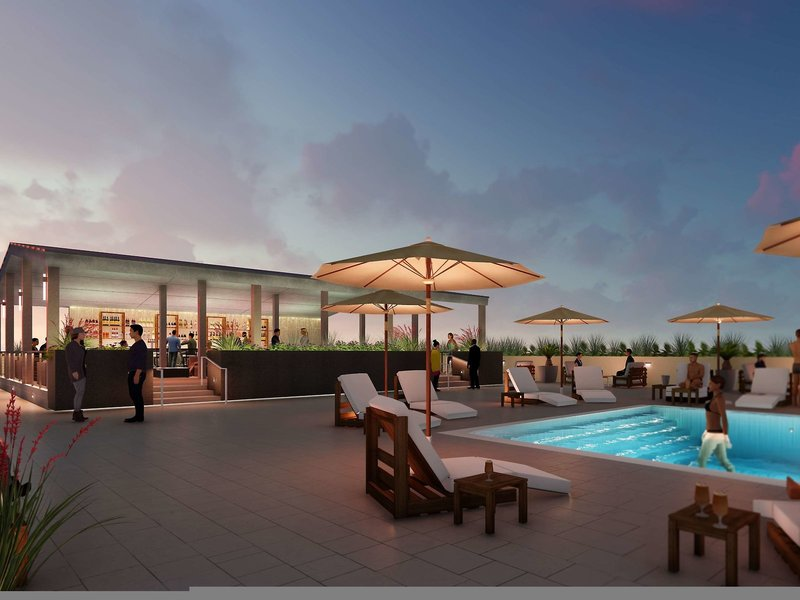 The Jung Hotel & Residences Pool