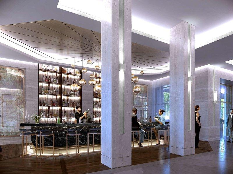The Jung Hotel & Residences Restaurant