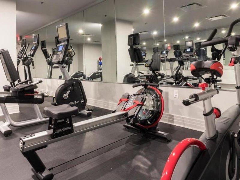 The Jung Hotel & Residences Sport und Freizeit