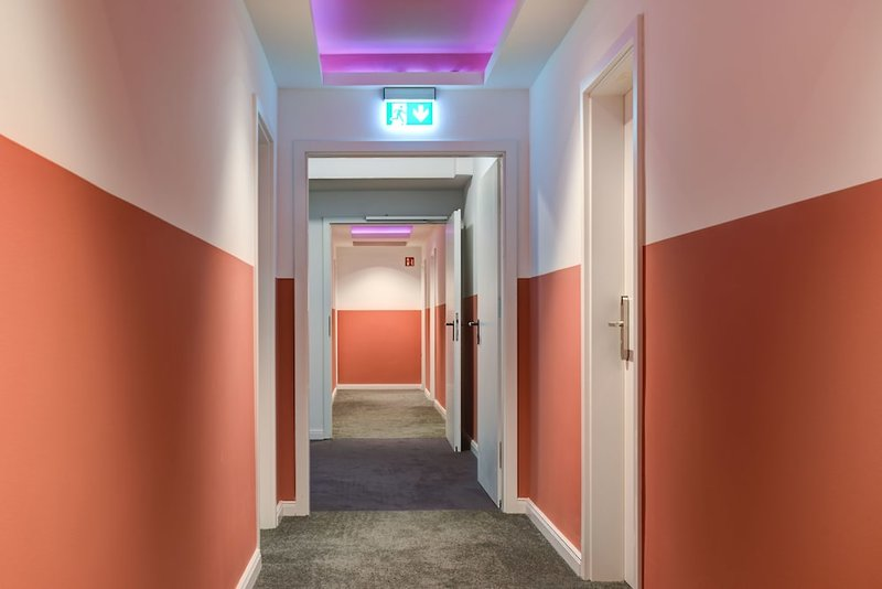 Boutique 026 Hannover Central Lounge/Empfang