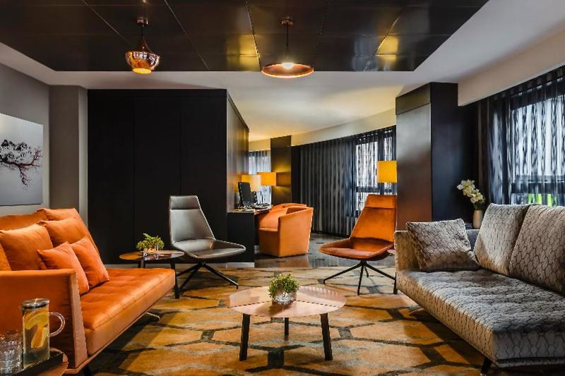 Eurostars Andorra Lounge/Empfang