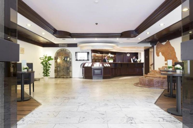 Parkhotel Frankfurt-Rödermark Lounge/Empfang