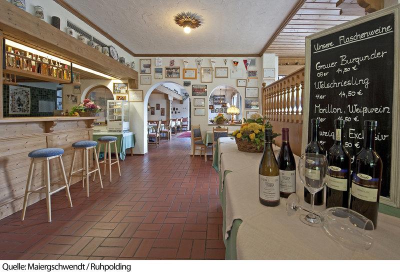 Landhotel Maiergschwendt Restaurant