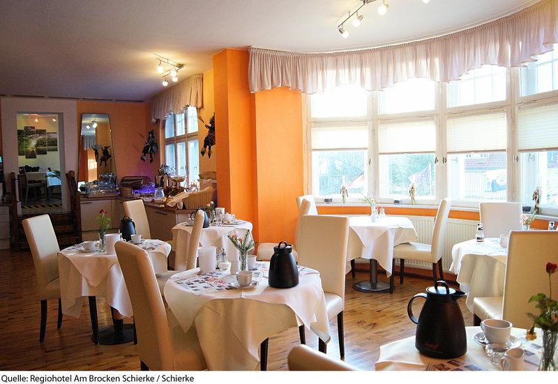 Regiohotel am Brocken Schierke Restaurant