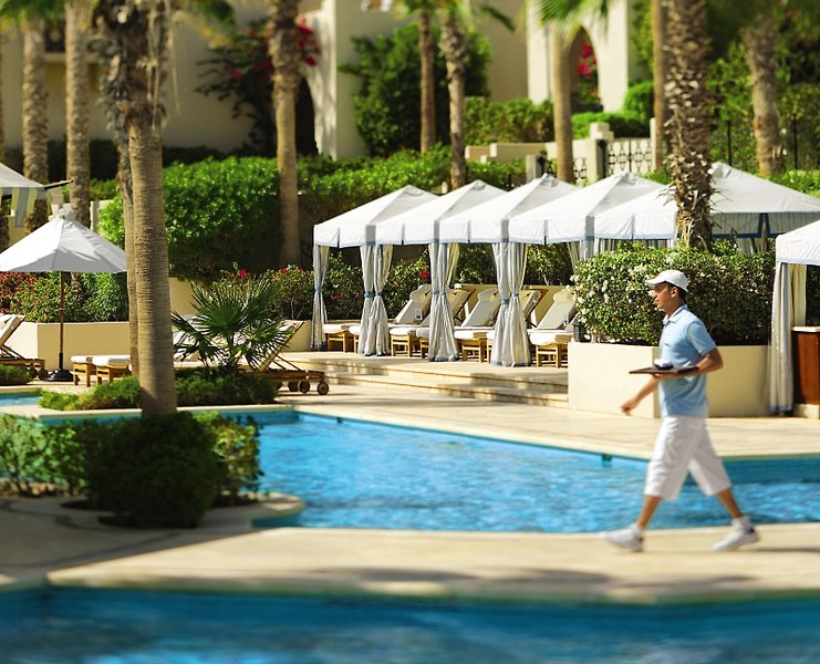 Four Seasons Sharm El Sheikh Pool