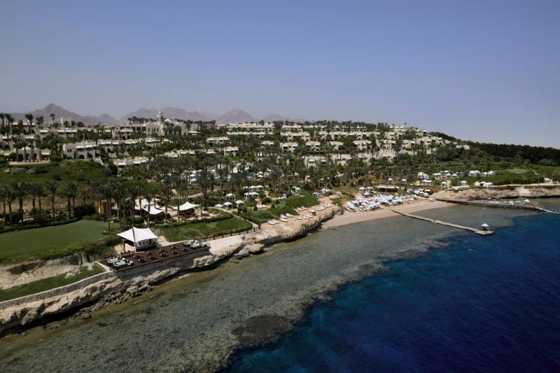 Four Seasons Sharm El Sheikh Landschaft