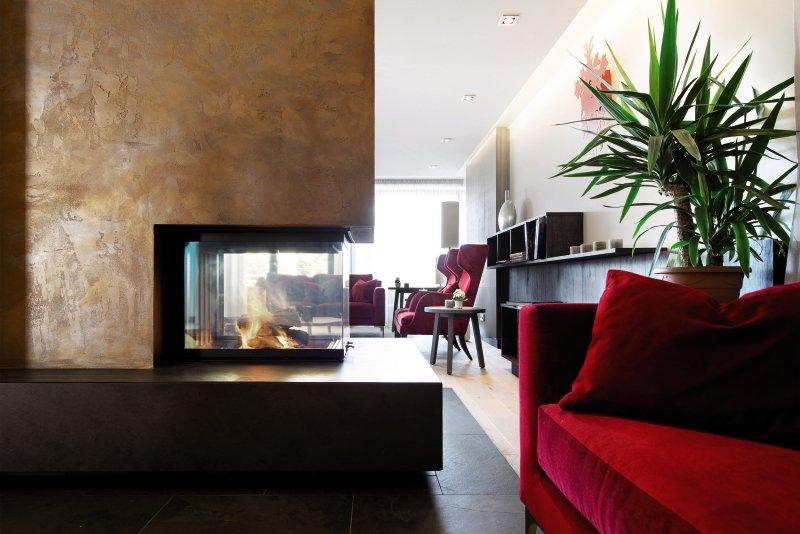 Wellnesshotel Alpenblick Lounge/Empfang