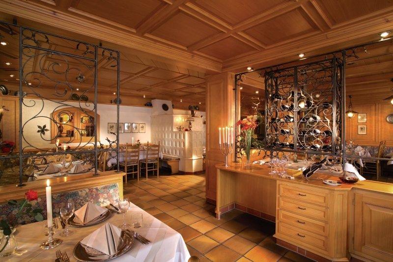 Wellnesshotel Alpenblick Restaurant