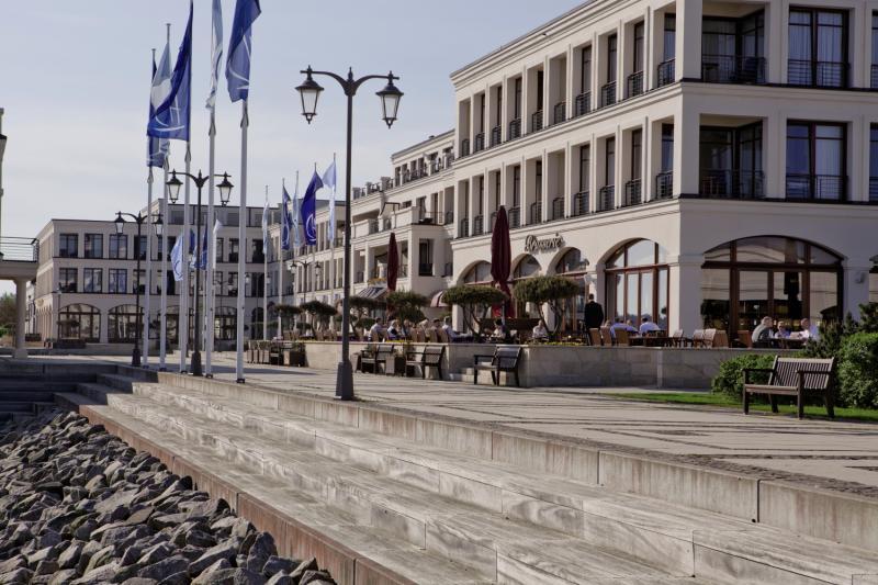 Yachthafenresidenz Hohe Düne Sport und Freizeit