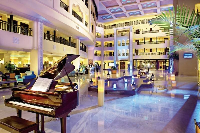 Steigenberger Al Dau Beach Hotel Lounge/Empfang