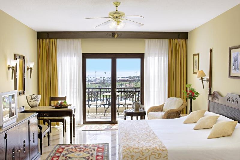 Steigenberger Al Dau Beach Hotel Wohnbeispiel