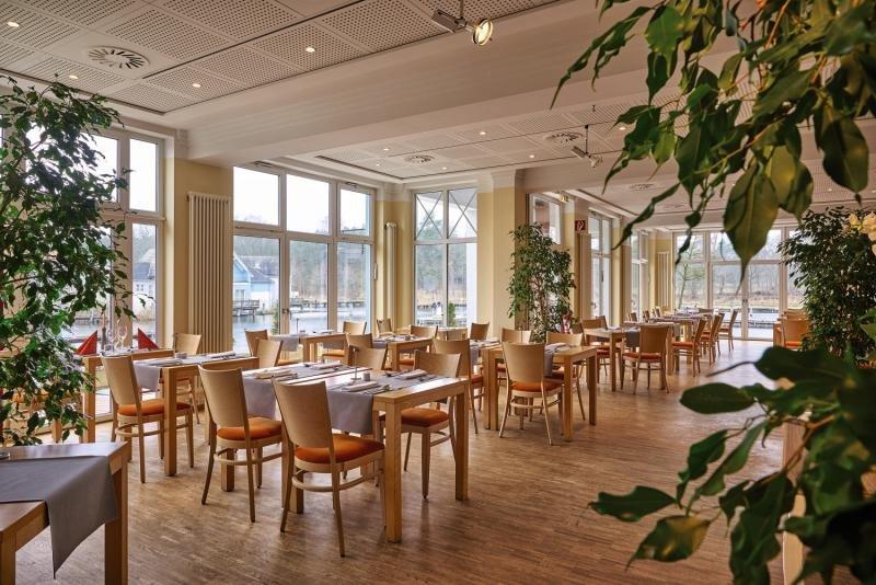 Precise Resort Marina Wolfsbruch Restaurant