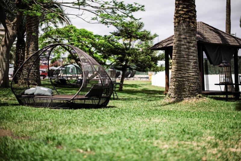 AxelBeach Maspalomas - Erwachsenenhotel Garten