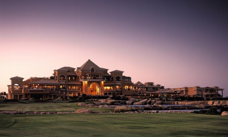 The Cascades Golf Resort, Spa & Thalasso Außenaufnahme