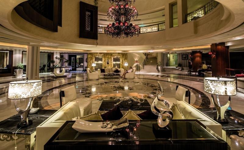 SUNRISE Romance Resort Sahl Hasheesh  Lounge/Empfang